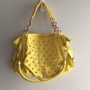 😀 3 for $10 Yellow shoulder bag